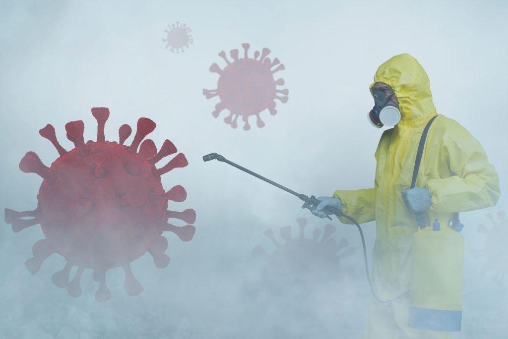 Renhold for å redusere smitte